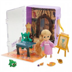 Disney Animators' Collection Rapunzel Playset