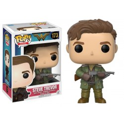 Funko Pop 173 Wonder Woman Steve Trevor
