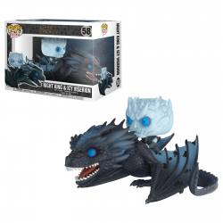 Funko Pop Rides 58 - Game of Thrones - Night King on Icy Viserion