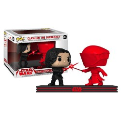 Funko Pop Movie Moments 265 Star Wars Clash Of The Supremacy