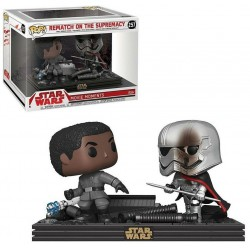 Funko Pop Movie Moments 257 Star Wars Rematch Of The Supremacy