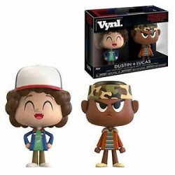 "Vynl. 4"" - Stranger Things - Dustin & Lucas"