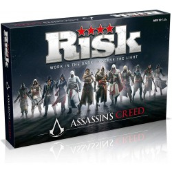Assassins Creed Risk Boardgame