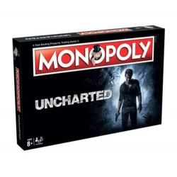 Monopoly Uncharted Boardgame