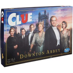 Downton Abbey Clue Boardgame
