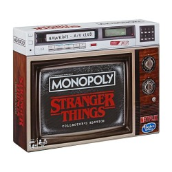 Monopoly Stranger Things Collector Edition Boardgame