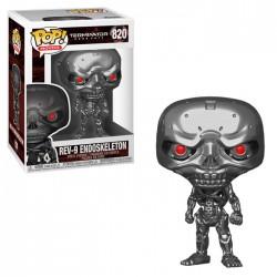 Funko Pop 820 Terminator Dark Fate Rev-9 Endoskeleton
