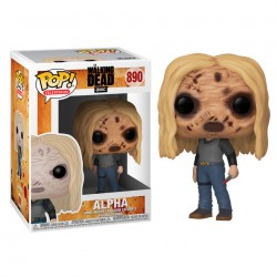 Funko Pop 890 The Walking Dead Alpha