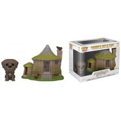 Funko Pop 08 Harry Potter Hagrid's Hut & Fang