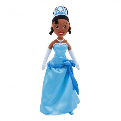 Disney The Princess & The Frogg Tiana 10th Anniversary Plush