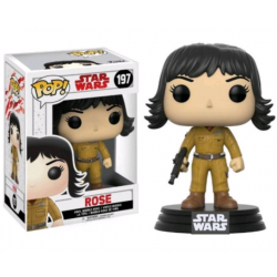 Funko Pop 197 Star Wars Rose