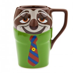 Disney Flash Slothmore Mug, Zootropolis