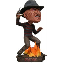 Nightmare on Elm Street Head Knocker Bobble-Head Freddy Krueger