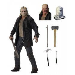 NECA Friday the 13th 2009 Action Figure Ultimate Jason