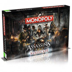 Assassin´s Creed Syndicate Board Game Monopoly