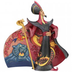 Enesco Disney Traditions Villainous Viper Jafar