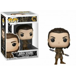Funko Pop 79 Game Of Thrones Arya with Two-headed Spear