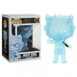Funko Pop 84 Game Of Thrones Crystal Night Kning with Dagger