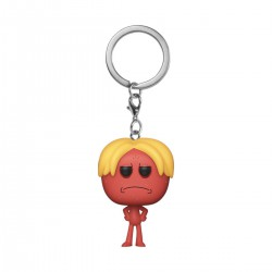 Rick & Morty Pocket POP! Vinyl Keychain
