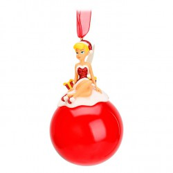 Disney Tinker Bell Christmas Hanging Ornament