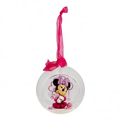Disney Minnie Mouse First Christmas Hanging Ornament