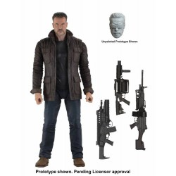 NECA Terminator: Dark Fate Action Figure T-800 18 cm