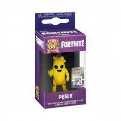 Fortnite Pocket POP! Vinyl Keychain Peely 4 cm
