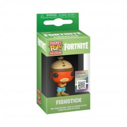 Fortnite Pocket POP! Vinyl Keychain Fishstick 4 cm