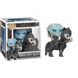 Funko Pop Rides 60 Game Of Thrones White Walker on Horse