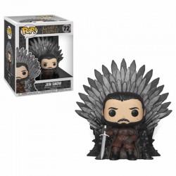 Funko Pop 72 Game Of Thrones Jon Snow on Throne