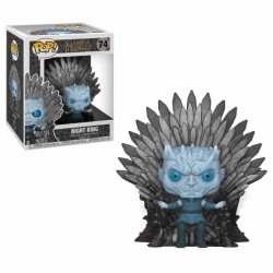 Funko Pop 74 Game Of Thrones Night King on Throne
