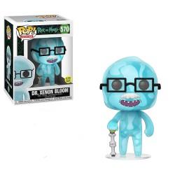 Funko Pop 570 Rick & Morty Dr. Xenon Bloom