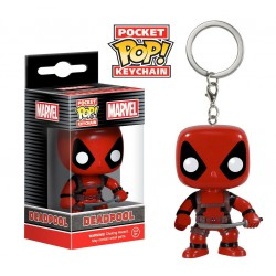 Marvel Comics Pocket POP! Vinyl Keychain Deadpool 4 cm