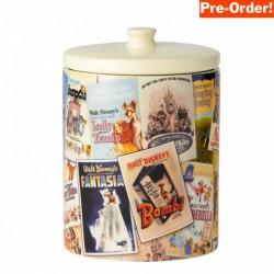 Pre Order - Disney Ceramics Collage Cookie Jar