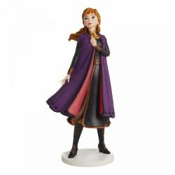 Disney Showcase Live Action Anna Frozen Figurine