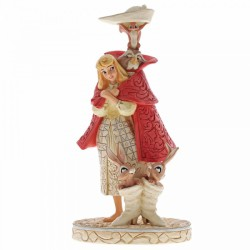 Disney Traditions - Playful Pantomime (Aurora as Briar Rose Figurine)