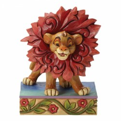 Disney Traditions - Just Can't Wait To Be King (Simba Figurine)
