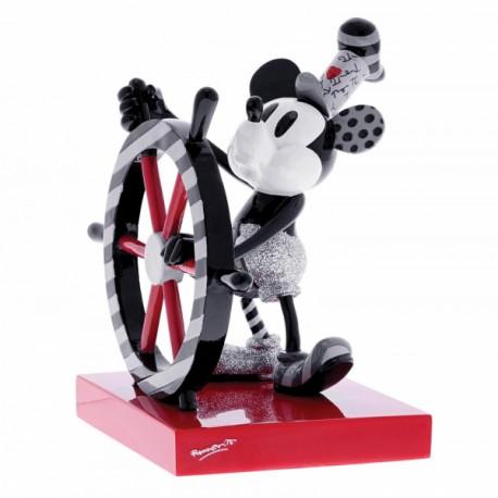 Disney Britto - Steamboat Willie Figurine