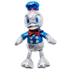 Disney Donald Duck 85th Anniversary Metallic Plush Special Edition