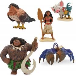 Disney Moana Figure Play Set