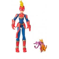 Disney Captain Marvel Action Figure Toybox