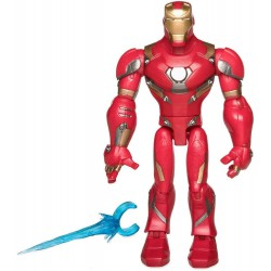 Marvel Iron Man Toybox Figure