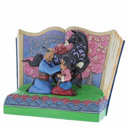 Disney Traditions - The Greatest Honor is You as a Daughter (Storybook Mulan)