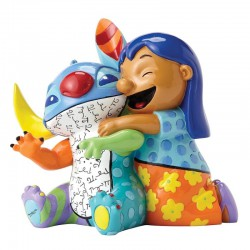 Disney Britto -Lilo and Stitch Figurine