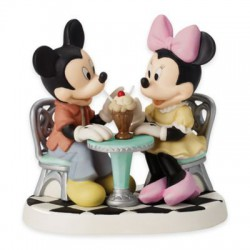 "Disney Showcase - -Mickey and Minnie ""Life Is So Sweet with You"""