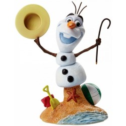 Disney Showcase - Grand Jester Olaf Figurine