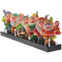 Disney Britto - Seven Dwarfs Figurine