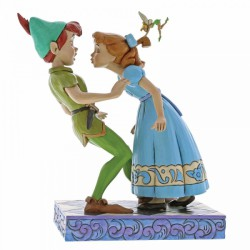 Disney Traditions - An Unexpected Kiss (Peter and Wendy 65th Anniversary Piece)
