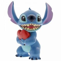 Disney Showcase - Stitch Heart Figurine