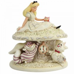 Disney Traditions - Whimsy and Wonder (Alice in Wonderland Figurine)